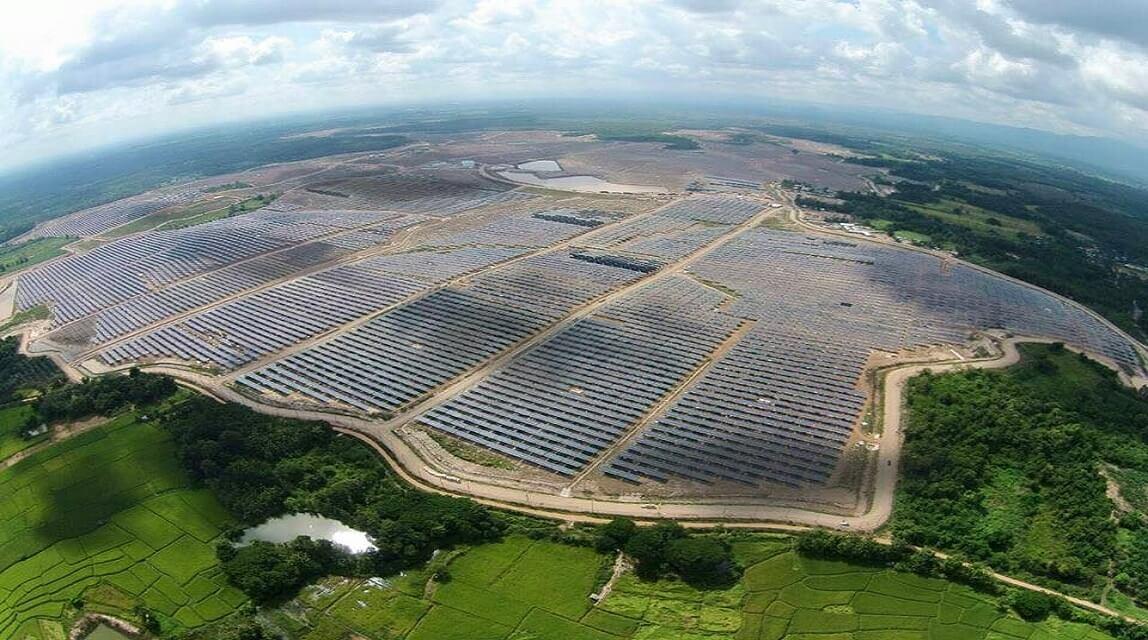 Lampang Solar Plant