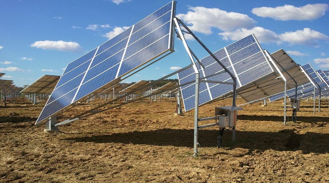 Lazany Solar Plant