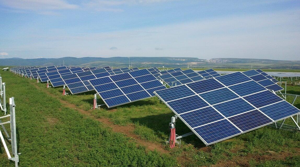 Moldovanesti Solar Park
