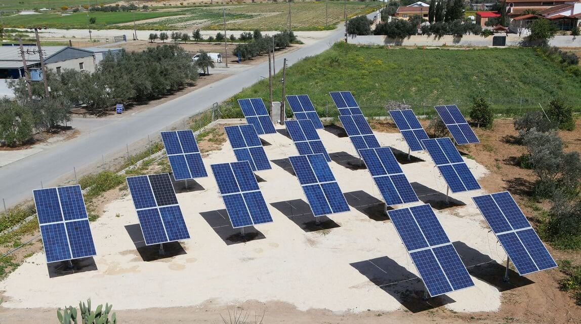 Nicosia Power Plant