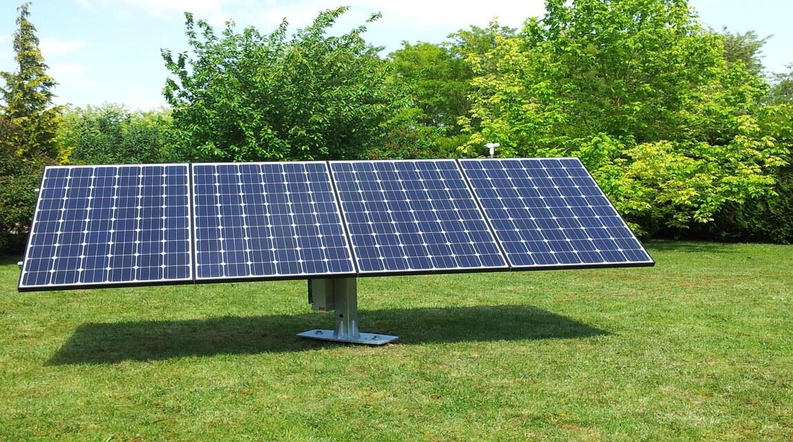 Saint Maure Solar Park