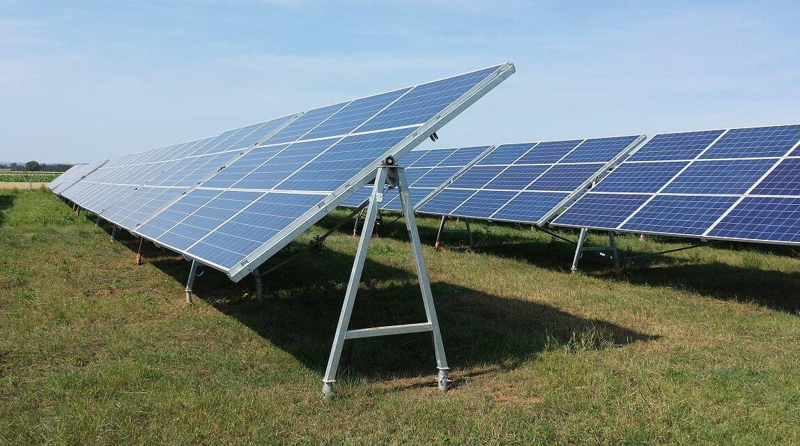 Victoria Solar Plant