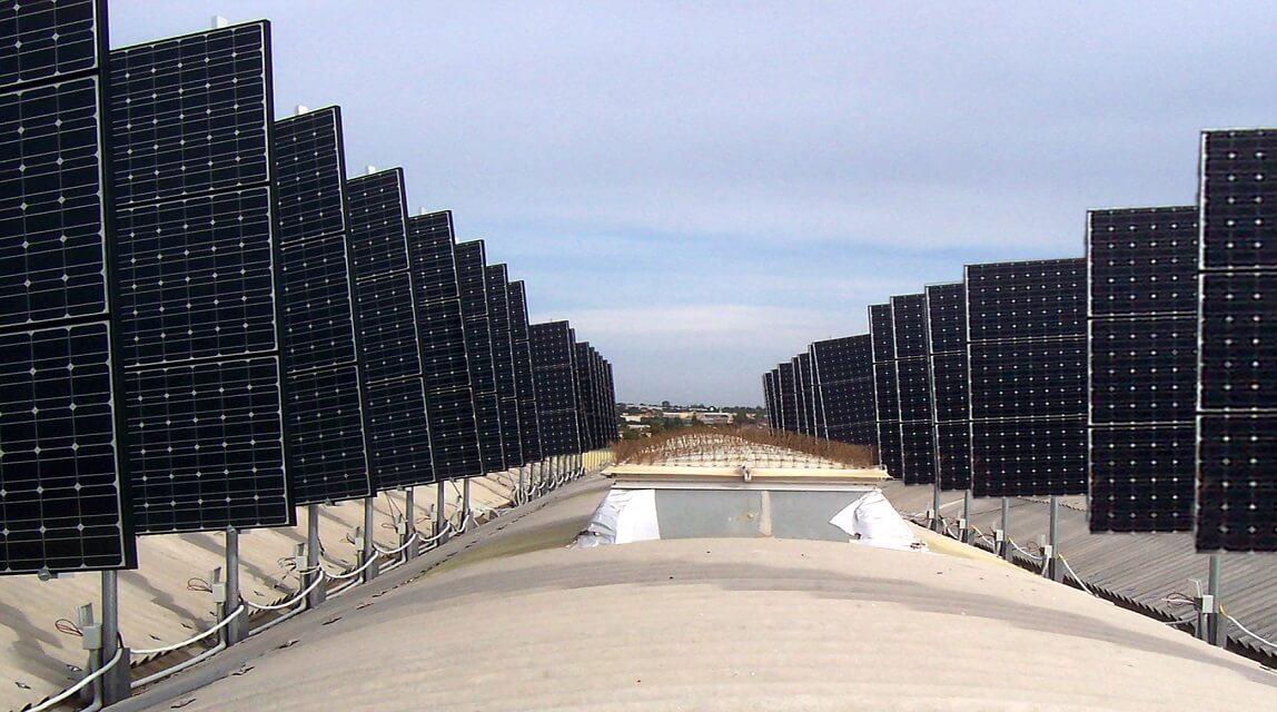 Vittoria Solar Park