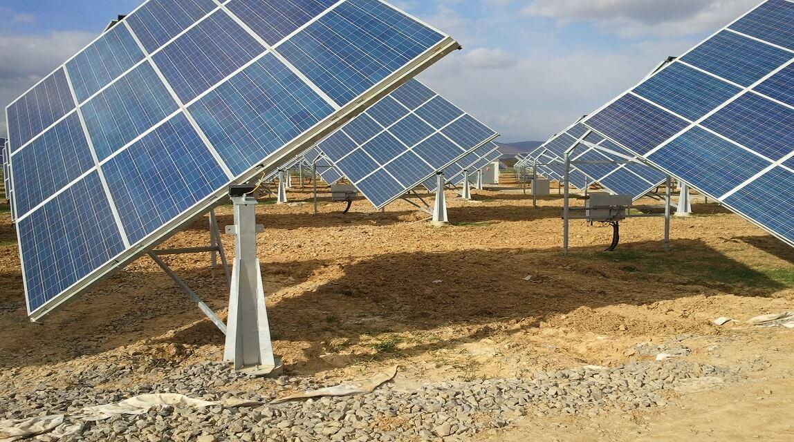 Zbraslav Solar Park