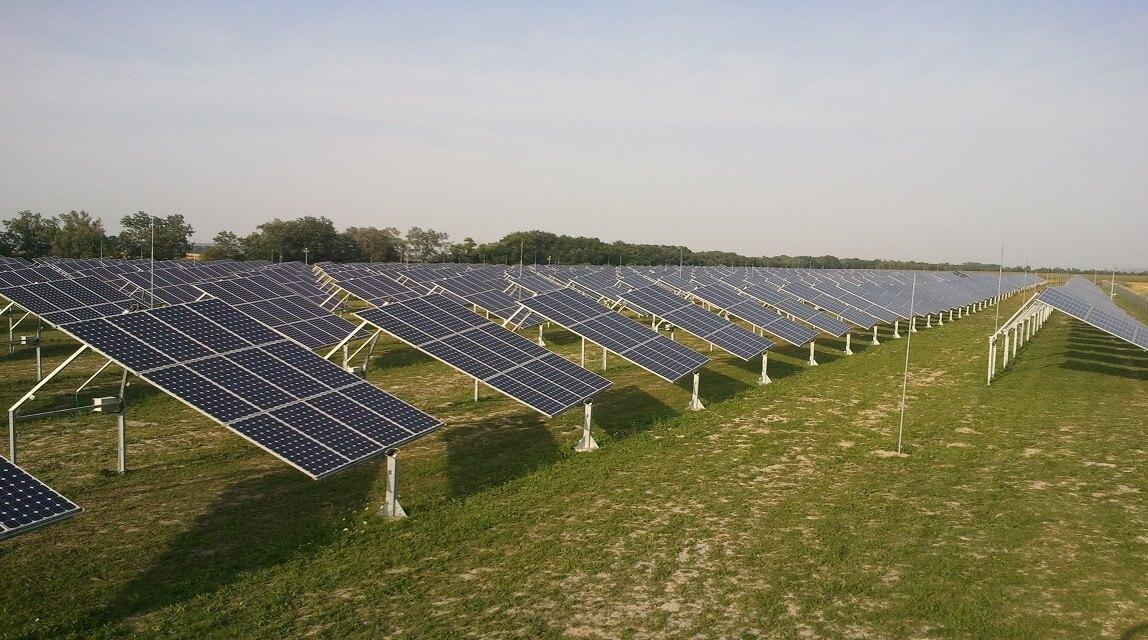 Iža Solar Plant
